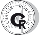Change Rousseau logo - index